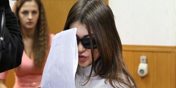 Суд пожизненно лишил Мару Багдасарян водительских прав