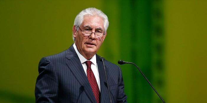 Госсекретарь США обратился с призывом к государствам Персидского залива