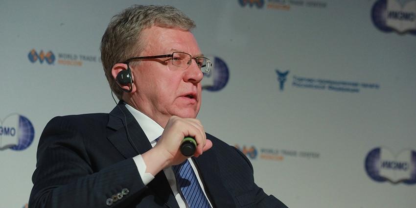 Кудрин выступил против дедолларизации и перехода на расчеты в рублях