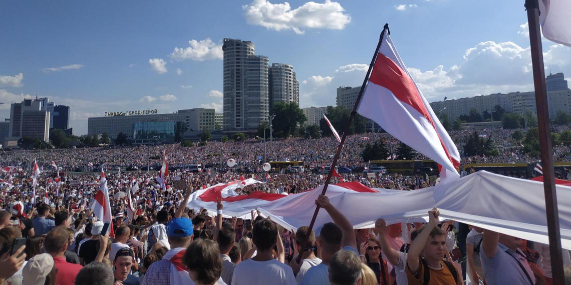 Белоруссия потратила 15% золотовалютных резервов, пытаясь поддержать рубль на фоне протестов