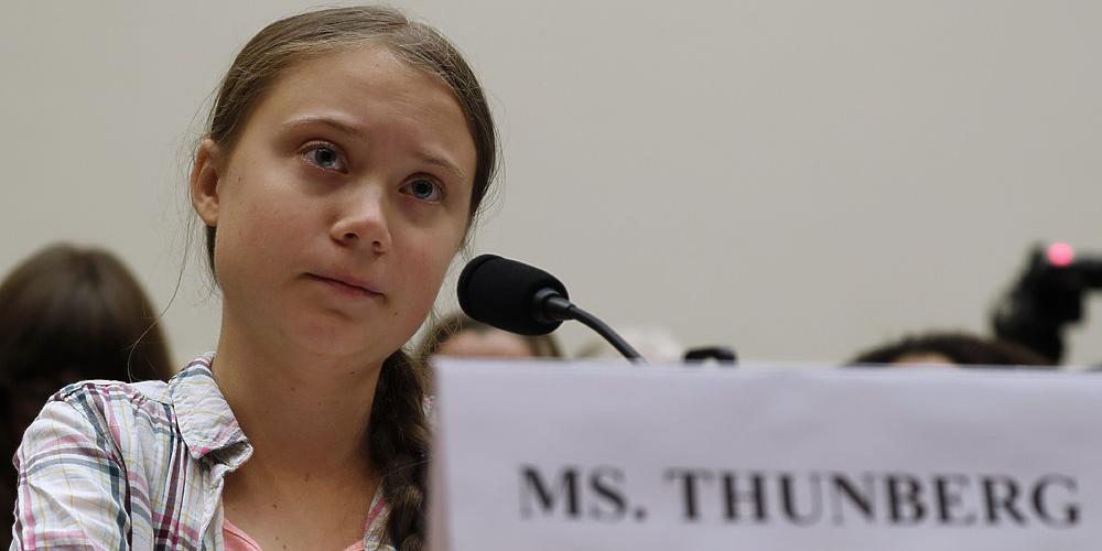 Грета Тунберг пропустит конференцию ООН по климату в знак протеста