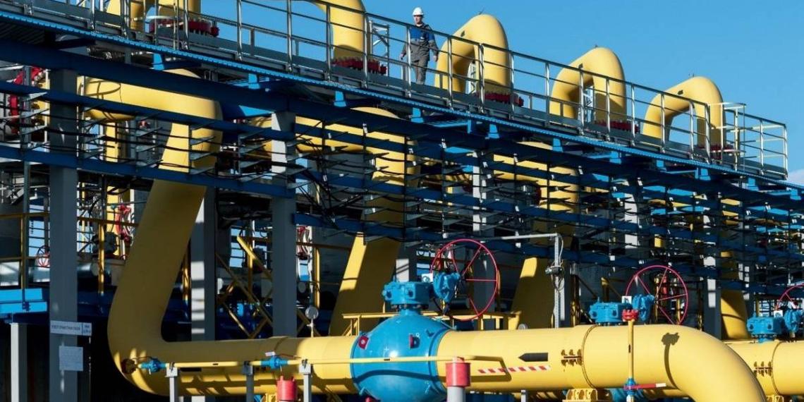 """Газпрому"" не удалось восстановить прокачку газа после аварии"