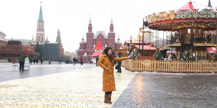 Турпоток из Китая в Россию вырос более чем на 60%