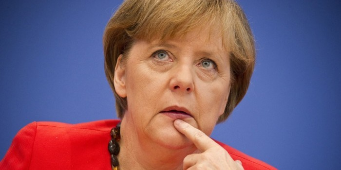 """Меркель """"шокирована"""" наступлением армии Асада при поддержке России"""