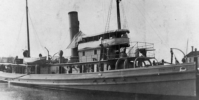 В США нашли военный корабль, таинственно пропавший 95 лет назад
