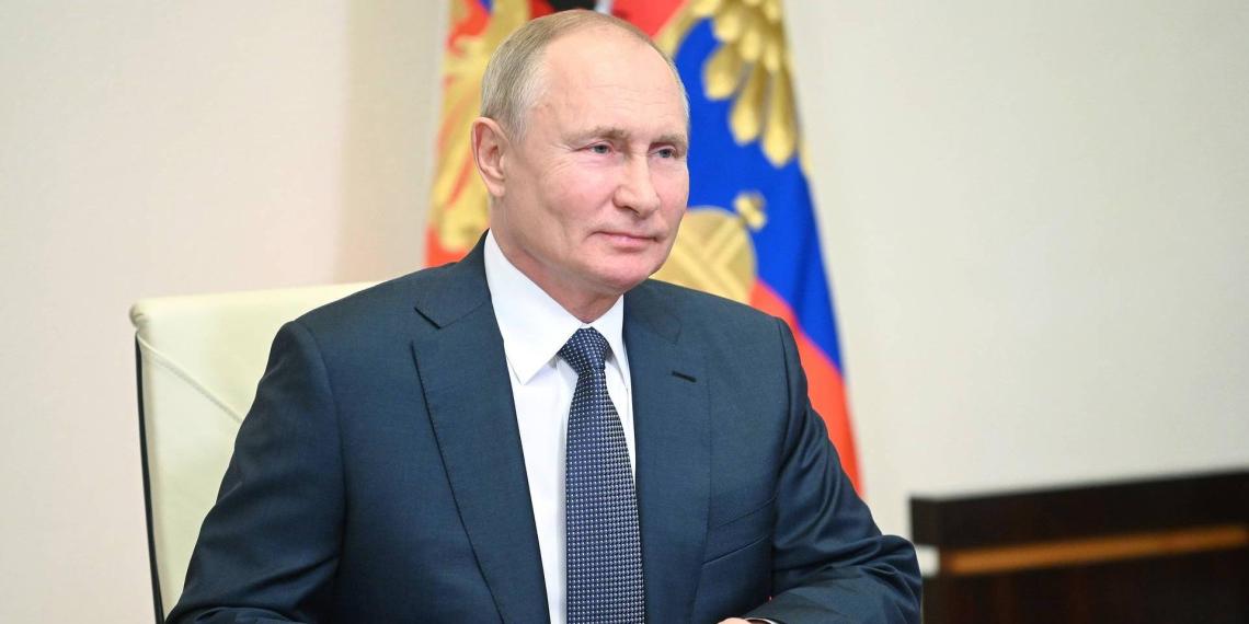Путин уверен, что спортсмены из России покажут свое мастерство на Паралимпиаде в Токио