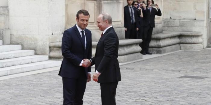 Путин: санкции против России никак не помогут Украине