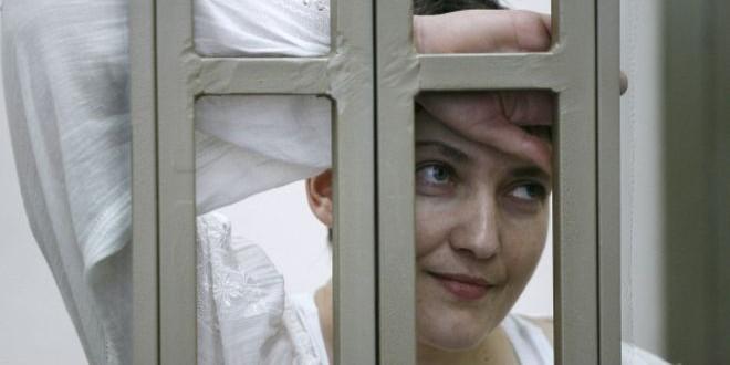 Савченко могут отправить отбывать наказание на Украину
