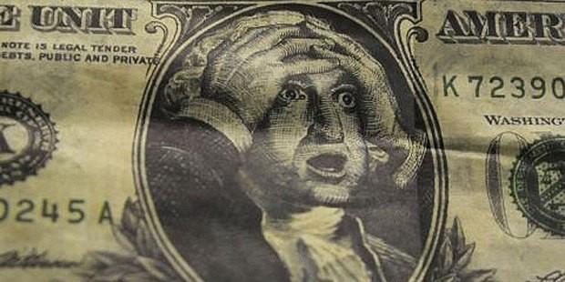 Washington Times: госдолг США выходит из-под контроля