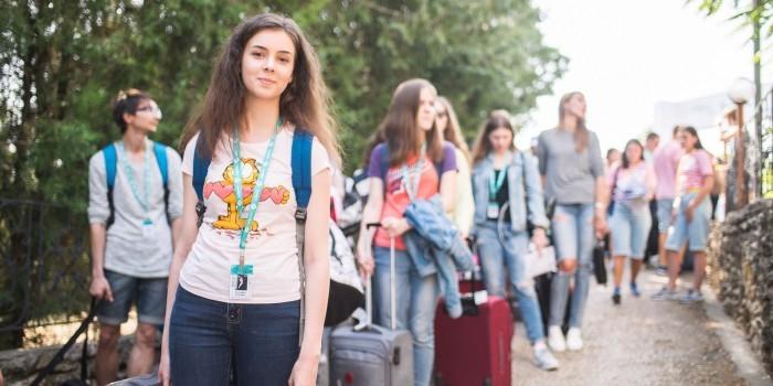 """Молодежный форум """"Таврида"""" встретил своих участников квестами и флешмобами"""