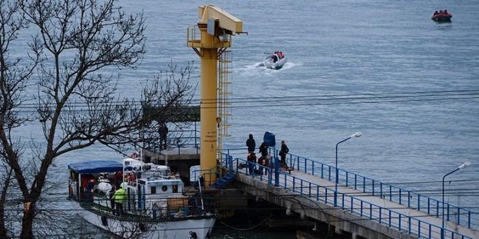 Путин объявил общенациональный траур в связи с авиакатастрофой Ту-154