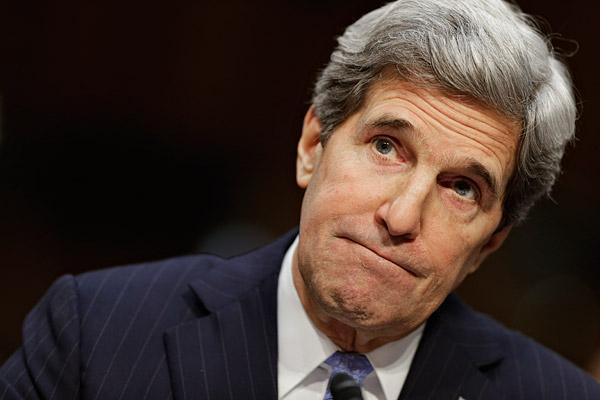 Предложение Керри ввести новые санкции против России не поддержали европейские чиновники
