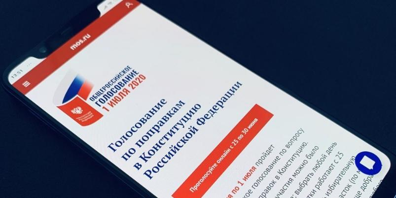 Глава РАЭК высоко оценил электронное голосование по поправкам в Конституцию