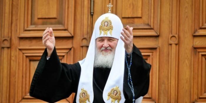 Патриарх назвал символом примирения передачу Исаакия РПЦ в год столетия революции