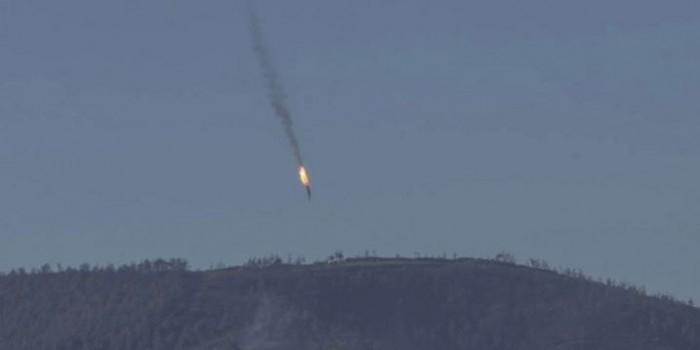 СМИ: Турция задержала пилотов сбитого российского Су-24