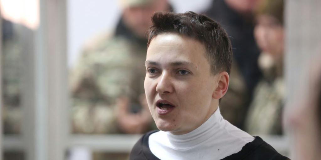 """""""Такого беспредела не было в российском суде"""": Савченко объявила голодовку"""