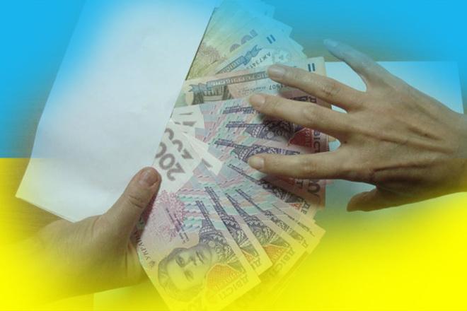 Коррупция на Украине увеличилась за прошлый год, убеждены граждане страны