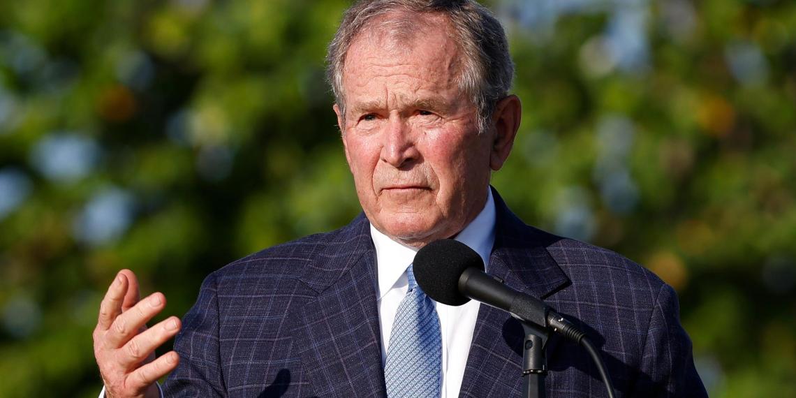 """Буш-младший перечислил """"невероятно плохие"""" последствия вывода войск из Афганистана"""