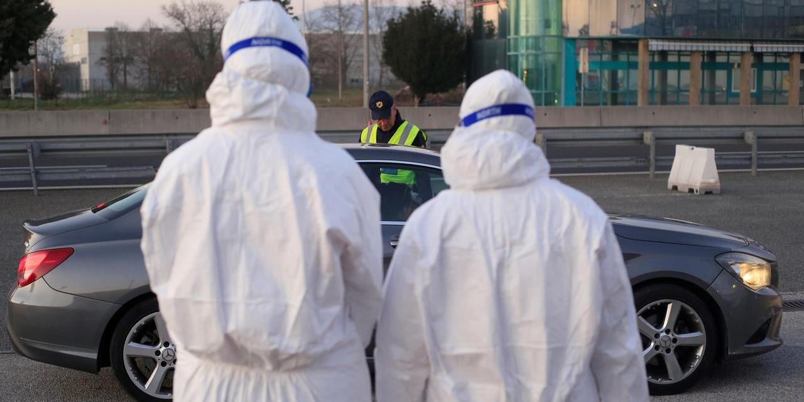 Две страны Европы отчитались о победе над коронавирусом