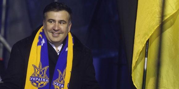Саакашвили подал в отставку с поста главы Одесской области