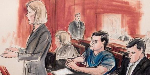 Подозреваемый в шпионаже против США сотрудник ВЭБ признал свою вину