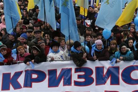 Как будет развиваться украинский кризис