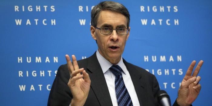 """Израиль отказал в рабочей визе """"ненастоящим правозащитникам"""" из Human Rights Watch"""