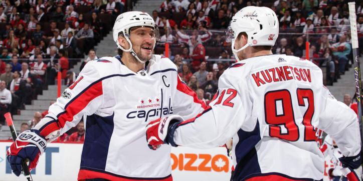НХЛ временно отстранила Овечкина и других россиян от выступлений за