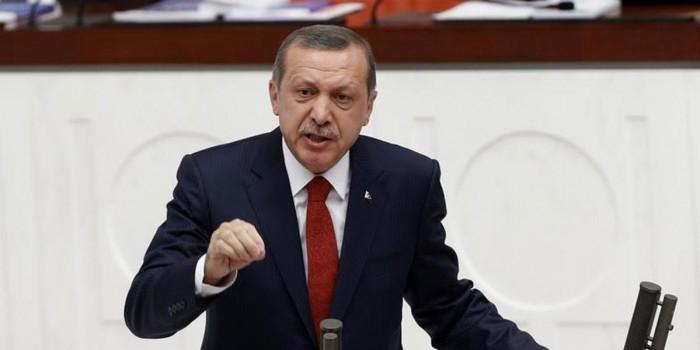 Эрдоган призвал создать независимую Палестину со столицей в Восточном Иерусалиме