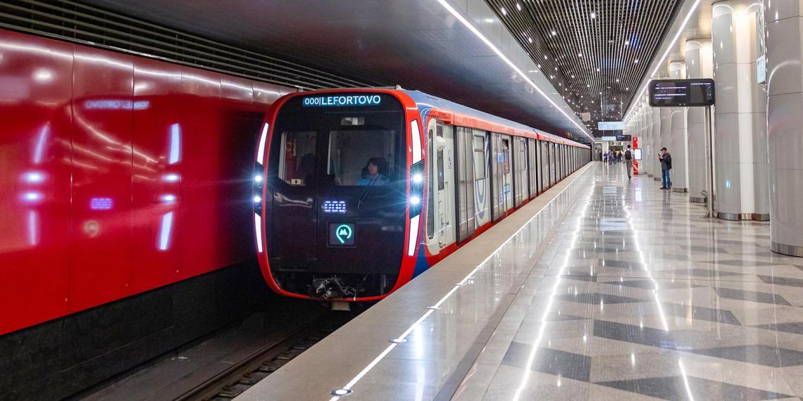 Собянин рассказал о новых сервисах столичного метро