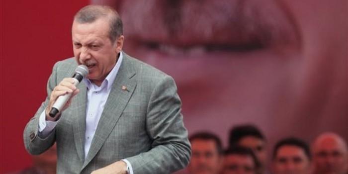 Эрдоган указал главе МИД Германии его место