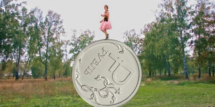 Певица Машани выпустила клип в поддержку рубля