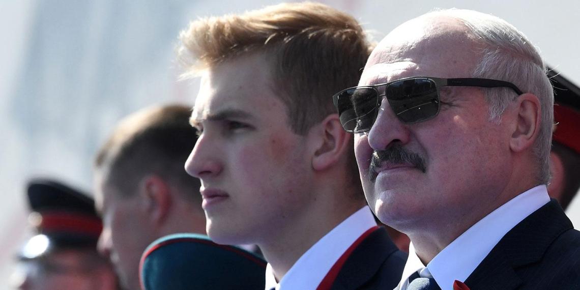 КП: Коля Лукашенко будет учиться в Москве под другой фамилией