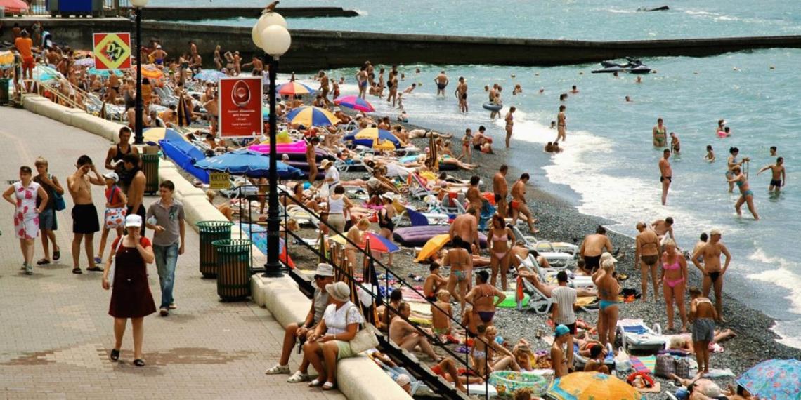 Более половины отдыхающих остались недовольны сервисом на отечественных курортах