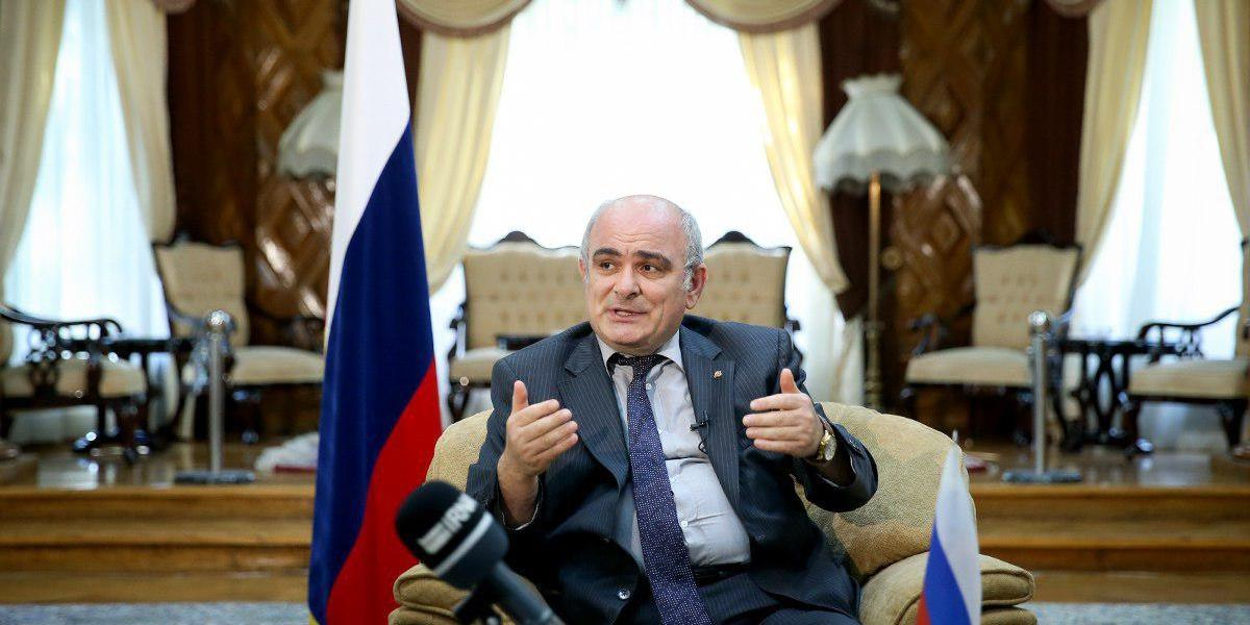 Российского посла вызвали в МИД Ирана за фото с британским коллегой