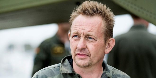 Датский изобретатель рассказал подробности смерти журналистки на его подлодке