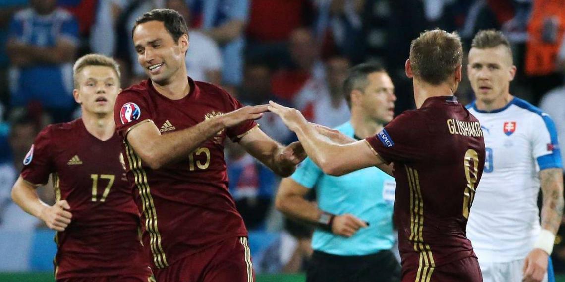 Российские футболисты вспомнили о драке на Евро-2016