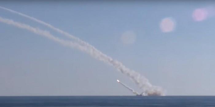 Россия впервые нанесла ракетный удар по ИГИЛ с подводной лодки