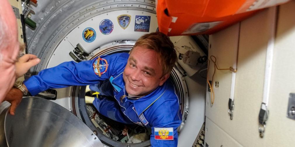 Российский космонавт извинился перед Гагариным за отставание России в освоении Луны