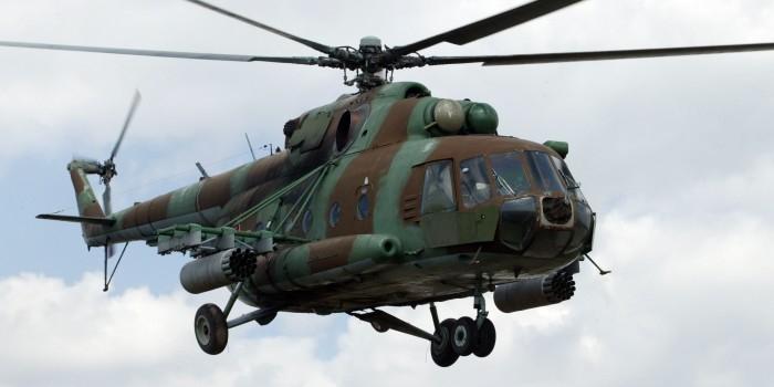 Под Киевом с вертолета обстреляли дом рядом с имением Порошенко