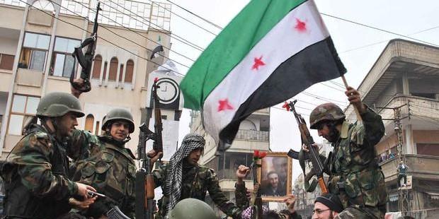 Сирийская оппозиция пообещала сражаться в Алеппо до конца