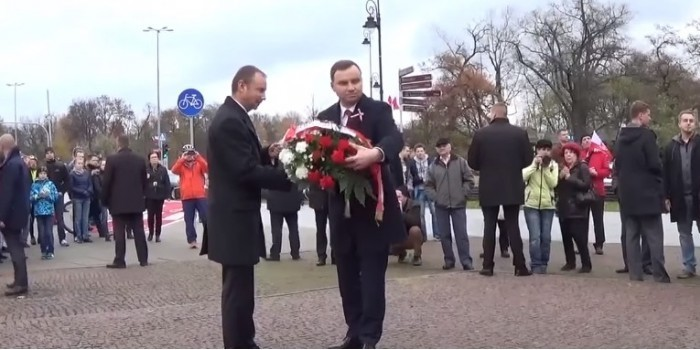 Поляку грозит три года тюрьмы за видеошутку про президента страны
