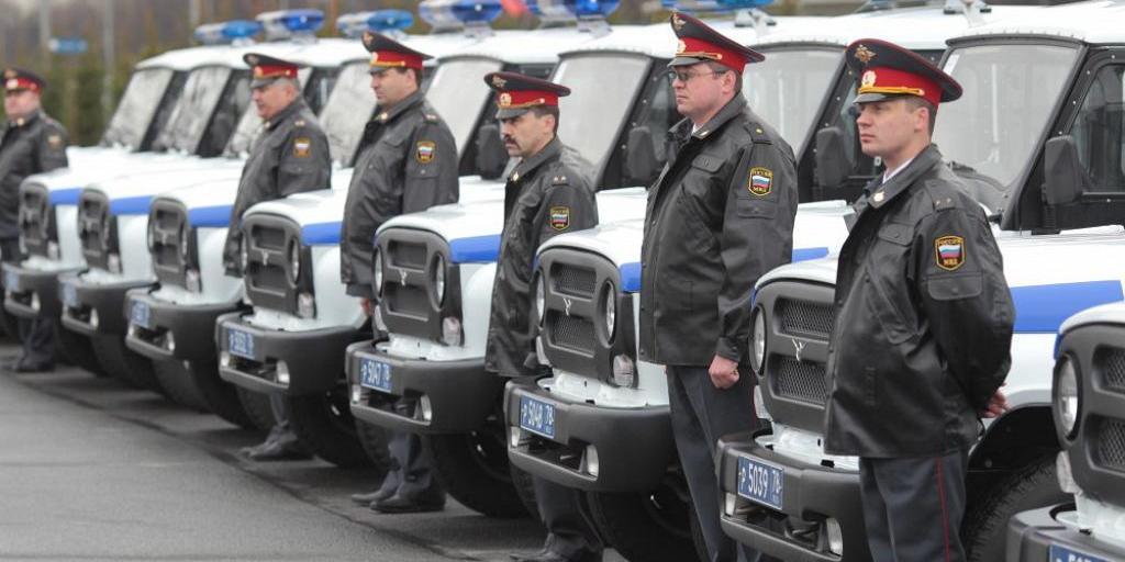 Полицейские временно перестанут задерживать россиян за мелкие нарушения