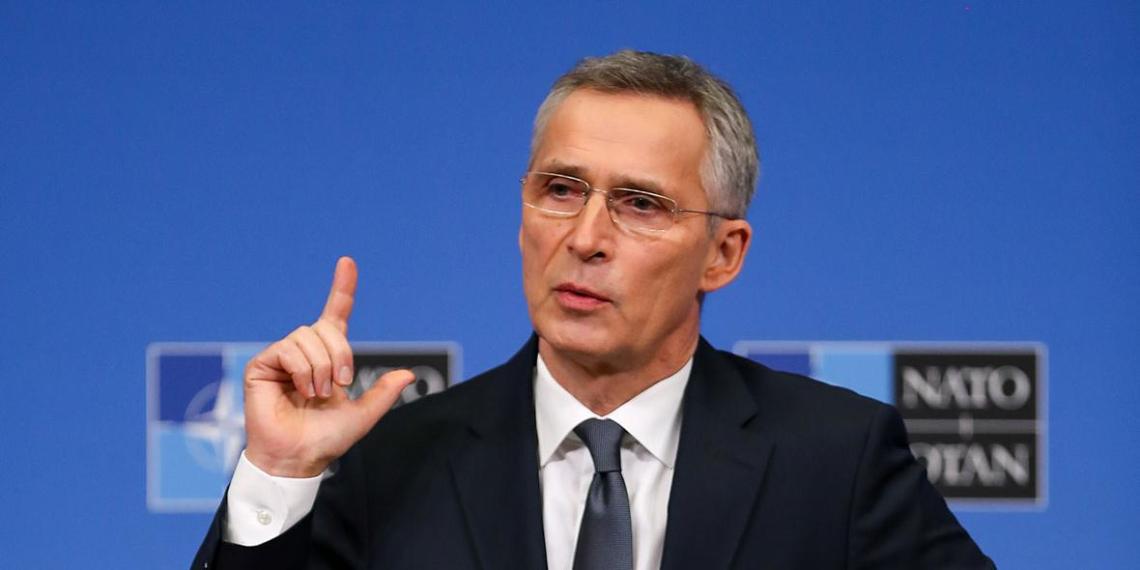"""Генсек НАТО потребовал от России немедленного прекращения """"провокаций"""""""