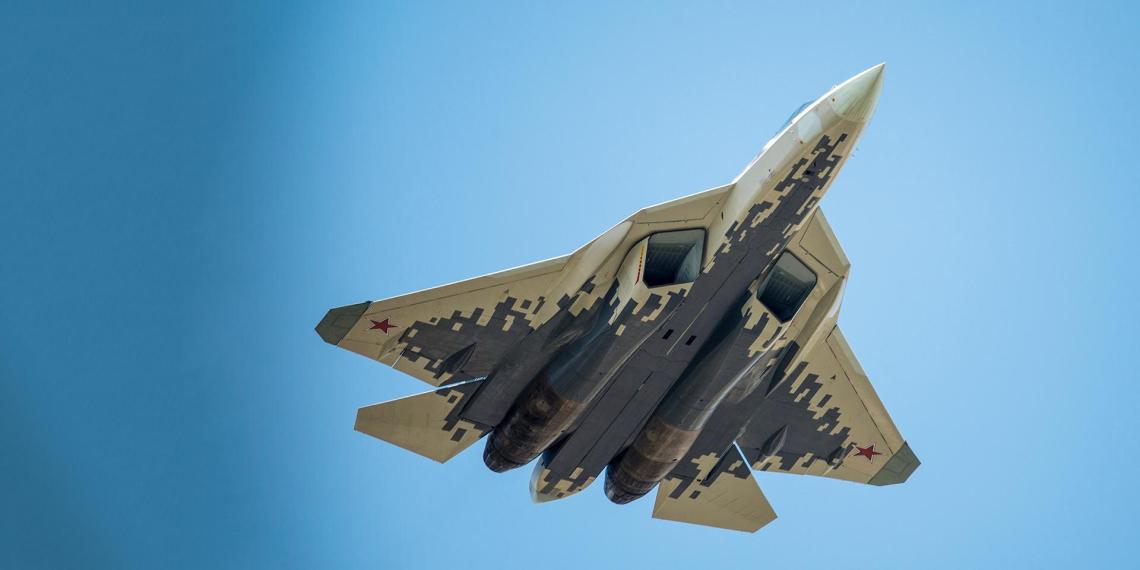 """В США назвали условие """"воскрешения"""" Су-57"""