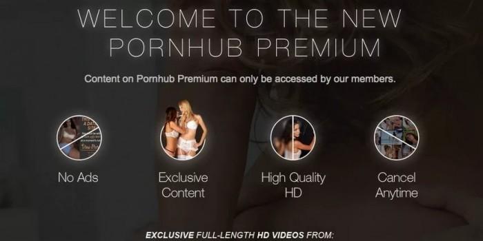 Роскомнадзор получил 10 премиум-аккаунтов за разблокировку PornHub
