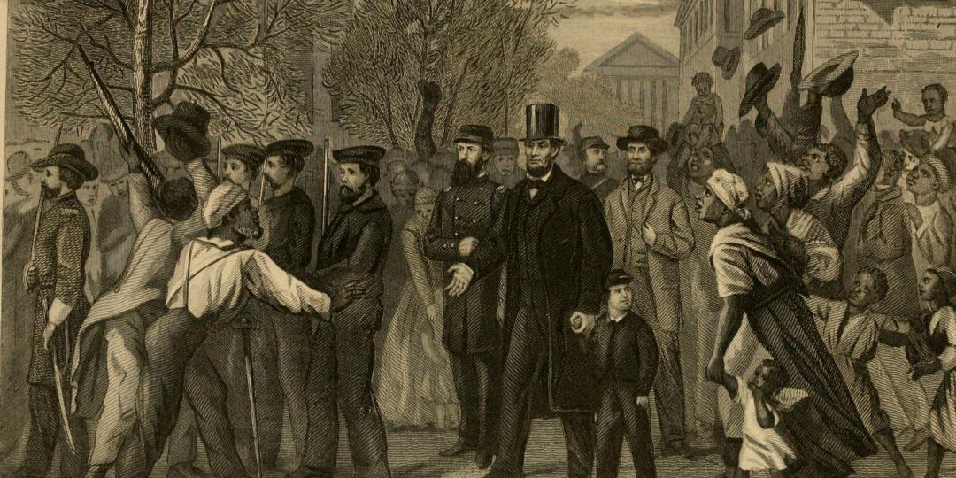 В США борцы за права темнокожих добились сноса памятника освободителю от рабства