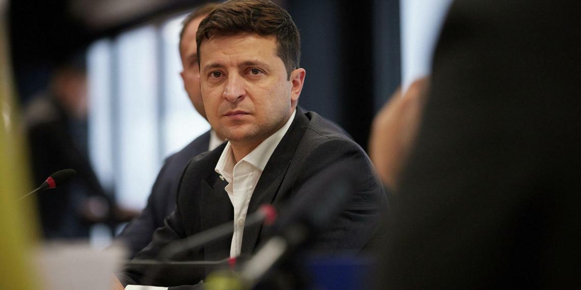 """На Украине заметили """"прозрение"""" Зеленского по вопросу отношения Запада к стране"""