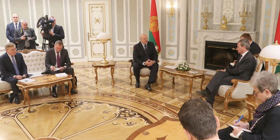 Лукашенко объявил о прорыве в отношениях с Евросоюзом