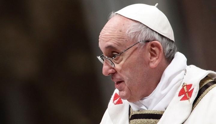Турция выразила недовольство речью Папы Римского о геноциде армян
